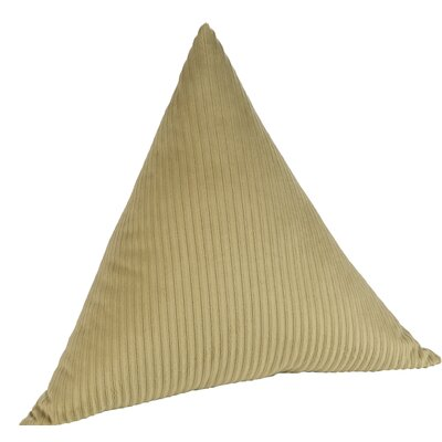 Kimbrough Triangle Couch Corner Bed Rest Pillow Size: Small