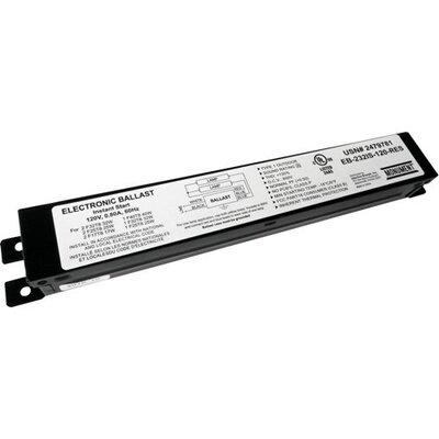 2-Light Electronic Fluorescent Ballast