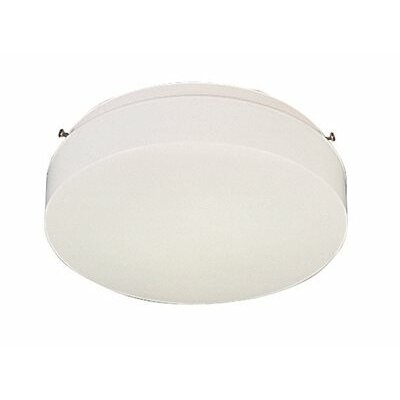 Triplex 2-Light Flush Mount
