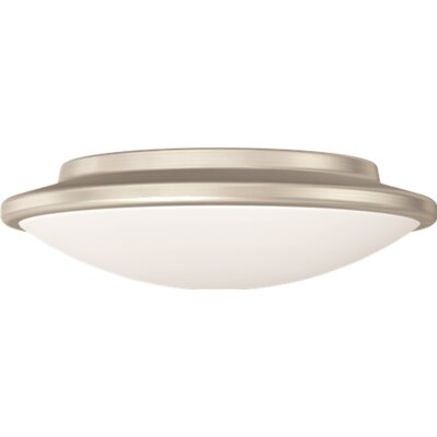 13-Watt 3-Light Flush Mount