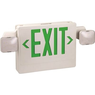 2-Light Exit Sign Light
