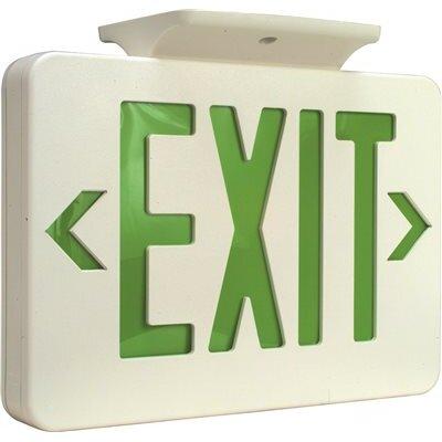 11.75 LED Exit Sign Light