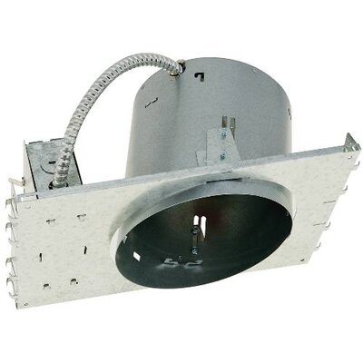 New Construction 75-Watt 1-Light LED Recessed Housing
