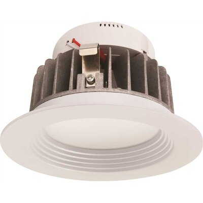 4 LED Recessed Retrofit Downlight