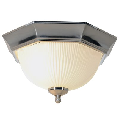 1-Light Flush Mount