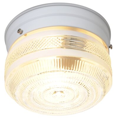 Monument 1-Light Flush Mount