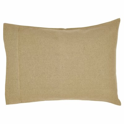 Burlap Pillow Case
