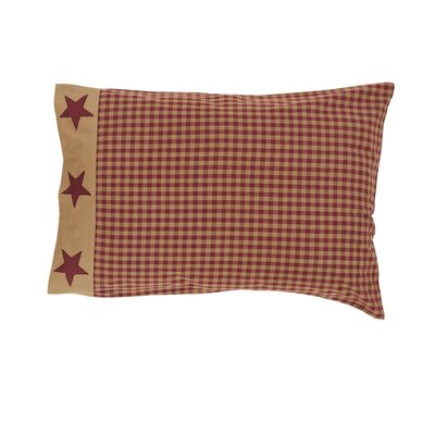 Louisa Star Pillow Case