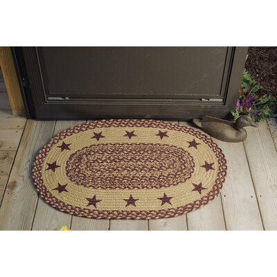 Stencil Stars Indoor/Outdoor Area Rug