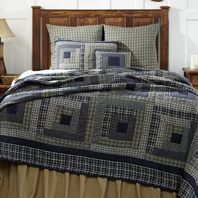 Columbus Quilt Size: Luxury King