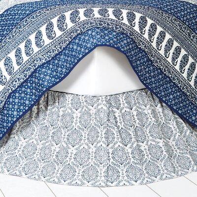Ceylon Bed Skirt Size: King