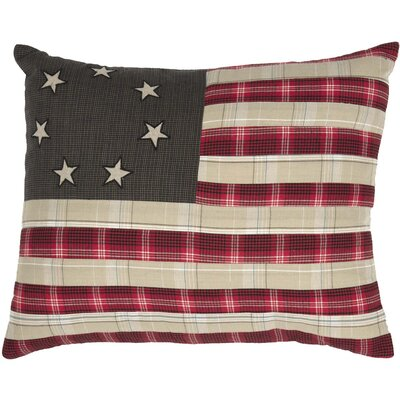 Ohta Star Flag 100% Cotton Lumbar Pillow