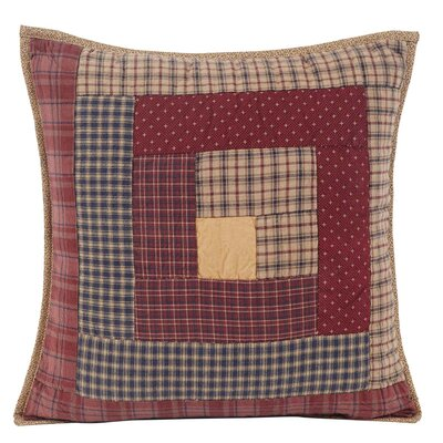 Lorena 100% Cotton Throw Pillow