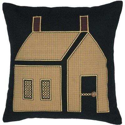 Melius House Throw Pillow