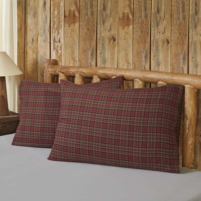Tartan Plaid Pillow Case