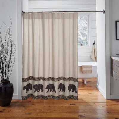 Dubay Bear Shower Curtain