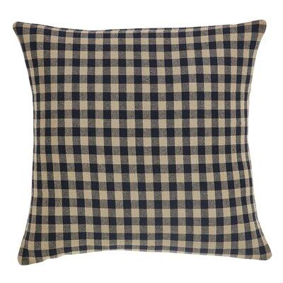Heidi 100% Cotton Throw Pillow Color: Khaki