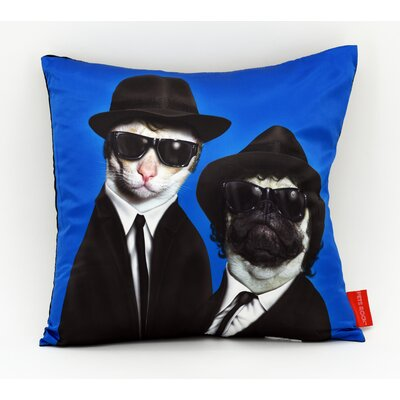 Pets Rock� Brothers Throw Pillow