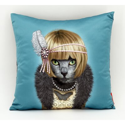 Pets Rock� Daisy Throw Pillow