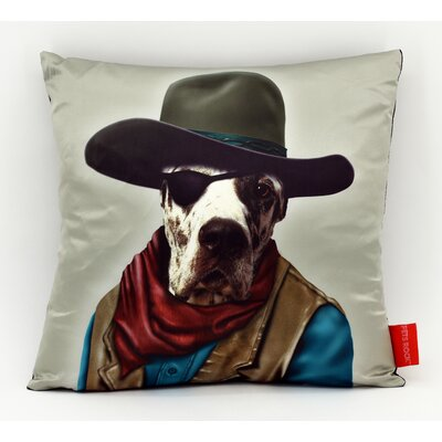 Pets Rock� Cowboy Throw Pillow