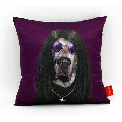 Pets Rock� Metal Throw Pillow