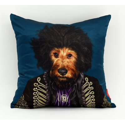 Pets Rock� Psychedelic Throw Pillow