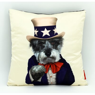 Pets Rock� Uncle Sam Throw Pillow