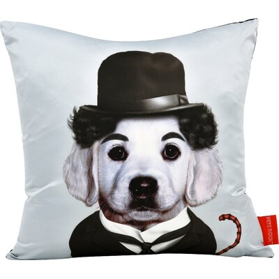 Pets Rock� Tramp Throw Pillow
