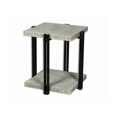 CalceFerro End Table