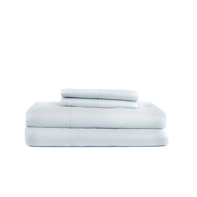 Devonshire of Nottingham 700 Thread Count Egyptian Quality Cotton Sheet Set Size: Queen, Color: Light Blue