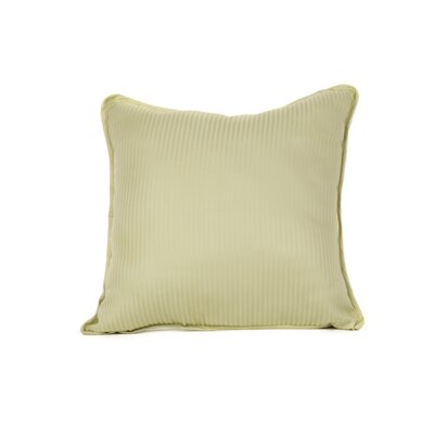 Devonshire of Nottingham 540 Thread Count 100% Cotton Throw Pillow Color: Grape