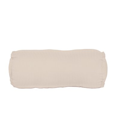 Devonshire of Nottingham 540 Thread Count 100% Cotton Bolster Pillow Color: Sandstone