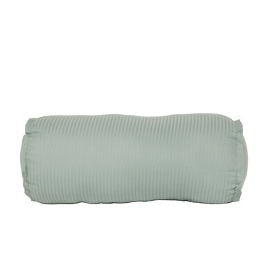 Devonshire of Nottingham 540 Thread Count 100% Cotton Bolster Pillow Color: Ocean Blue