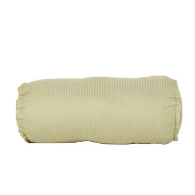 Devonshire of Nottingham 540 Thread Count 100% Cotton Bolster Pillow Color: Celedon