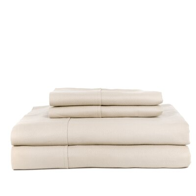 Devonshire of Nottingham 700 Thread Count Egyptian Quality Cotton Sheet Set Size: Full, Color: Ash