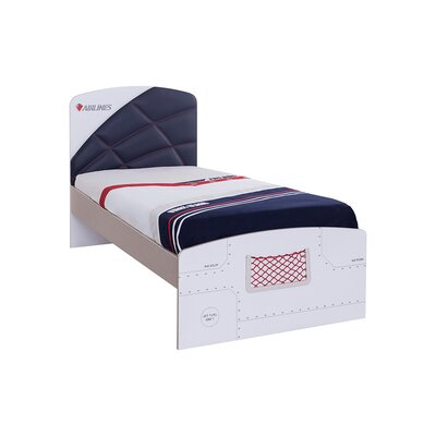 First Class Airplane Twin Panel Bed