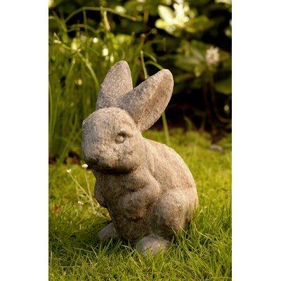 Rabbit Ears Up Statue