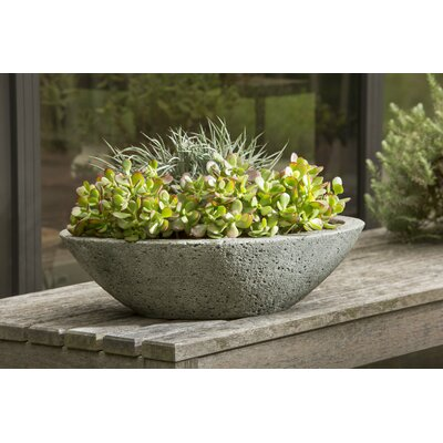 Garden Terrace Cast Stone Pot Planter