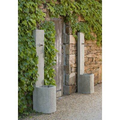 Echo Cast Stone Fountain Finish: Natural FT-119-NA