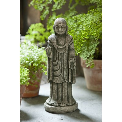 Artifact Buddha Statue Color: Alpine Stone OR-125-AS