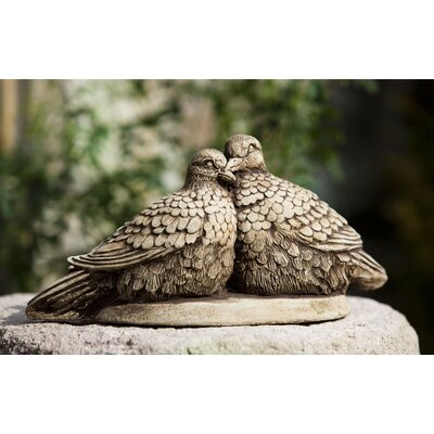 Lovebirds Statue