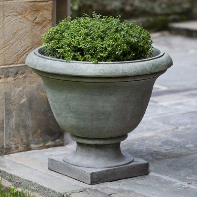 Greenwich Round Urn Planter Finish: Copper Bronze