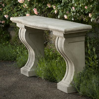 Loire Console Table Finish: Travertine