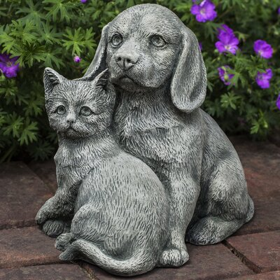 Fur-Ever Friends Statue