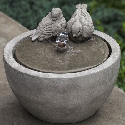 Bird Garden Fountain