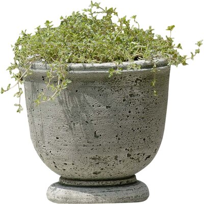 Garden Terrace Cast Stone Urn Planter