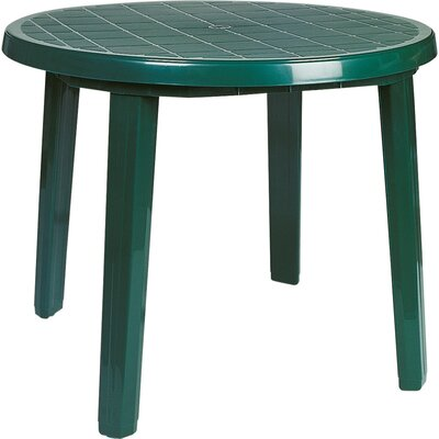 Kinkaider Dining Table Finish: Green
