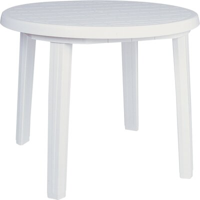 Kinkaider Dining Table Finish: White