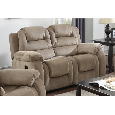 RDBS1059 27120484 RDBS1059 Red Barrel Studio Staas Dual Reclining Loveseat