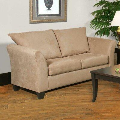 Red Barrel Studio RDBS1210 27432940 Lemp Loveseat Upholstery